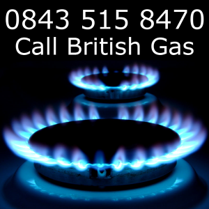 British Gas Contact Number - 0843 515 8470